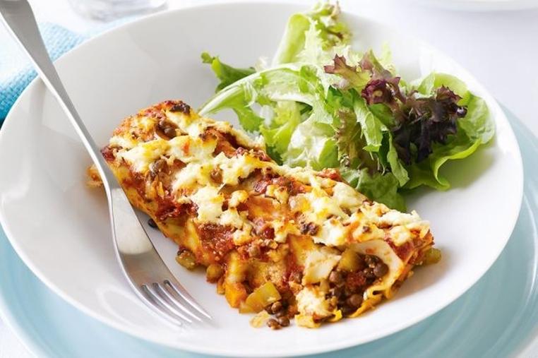 La receta de canelones de ricota y verduras es ideal para un almuerzo diferente en familia.