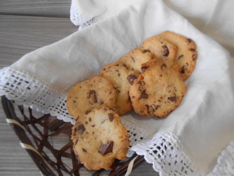 Refinados galletas de chocolate sin azucar