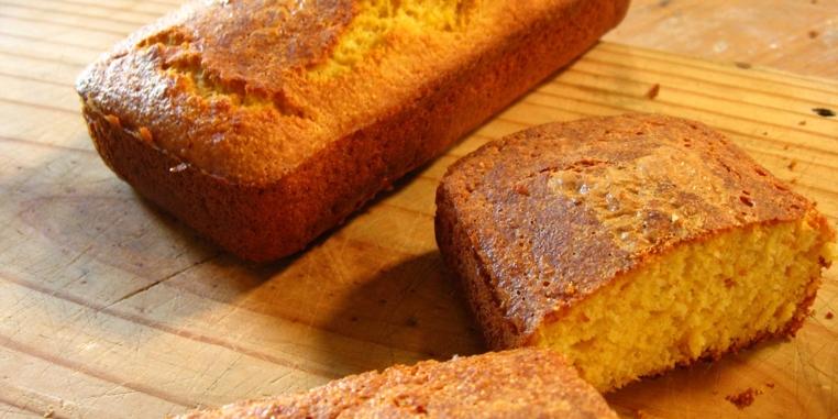 Prepara en tu casa la pan de maiz sin gluten casero.