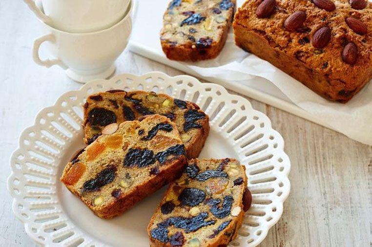 Una pastel de frutas sin gluten para tí