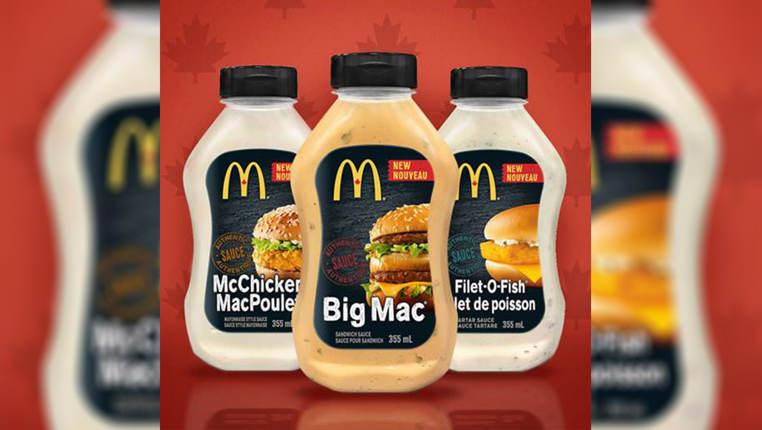 salsas de mcdonalds