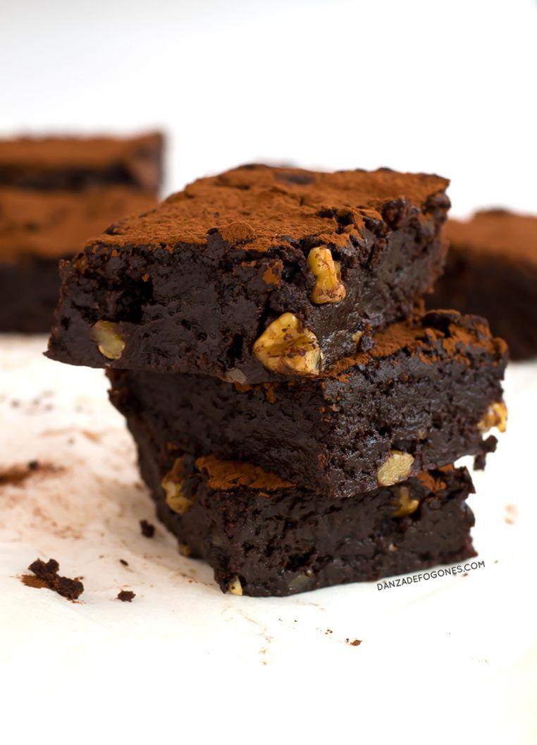 brownies saludables
