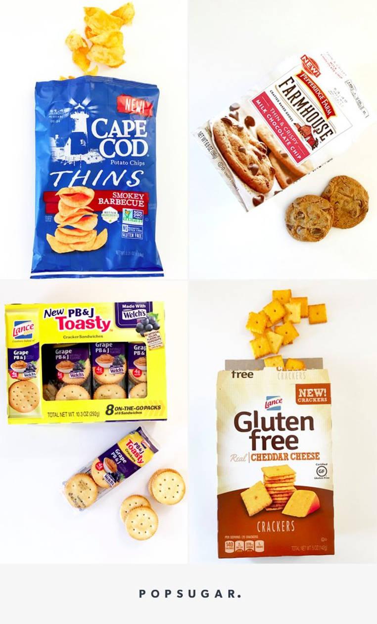 mejores snacks