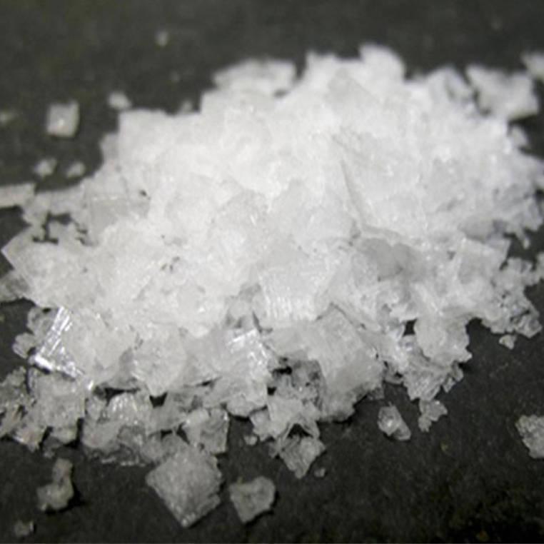 tipos de sal escamas