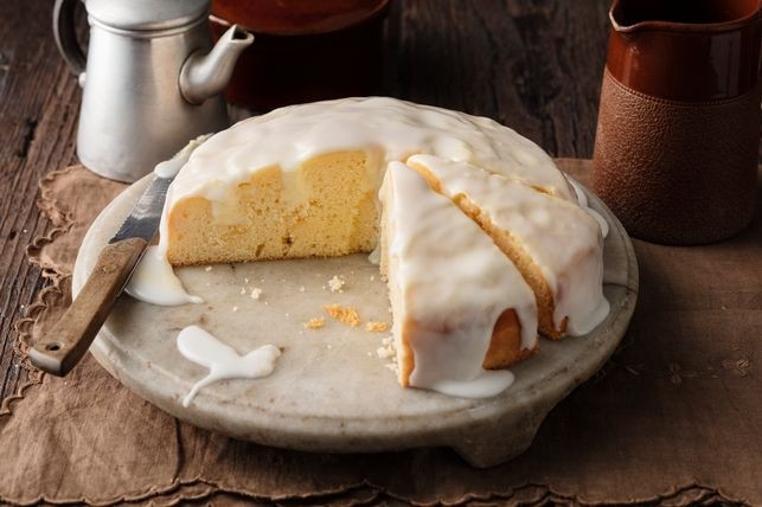 receta de pastel de queso con limon