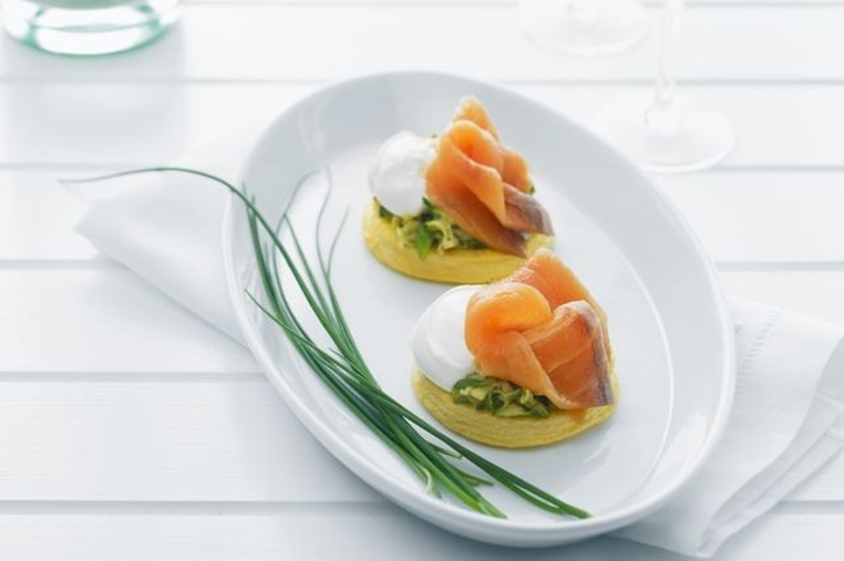 La receta de tortilla de salmon ahumado es sencilla y económica.