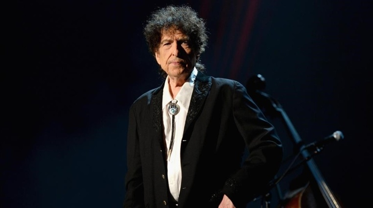 Bob Dylan acepta el Premio Nobel