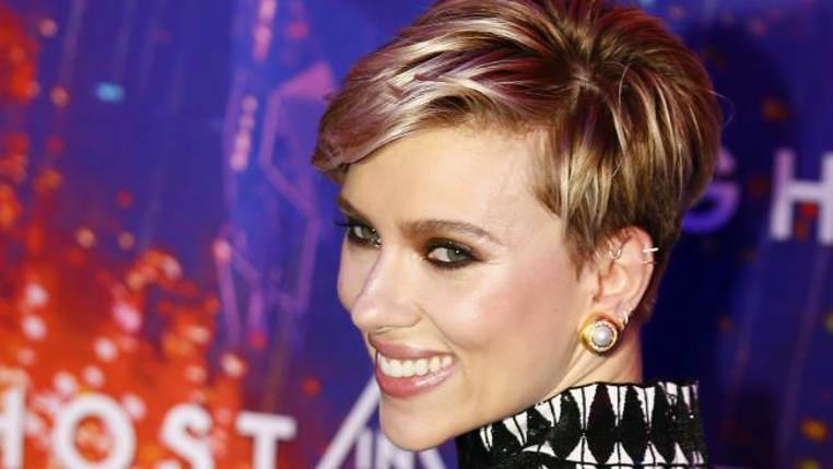 Scarlett Johansson habla