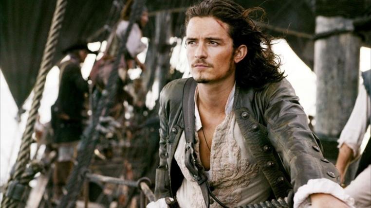 Will Turner aparece en Piratas del Caribe 5