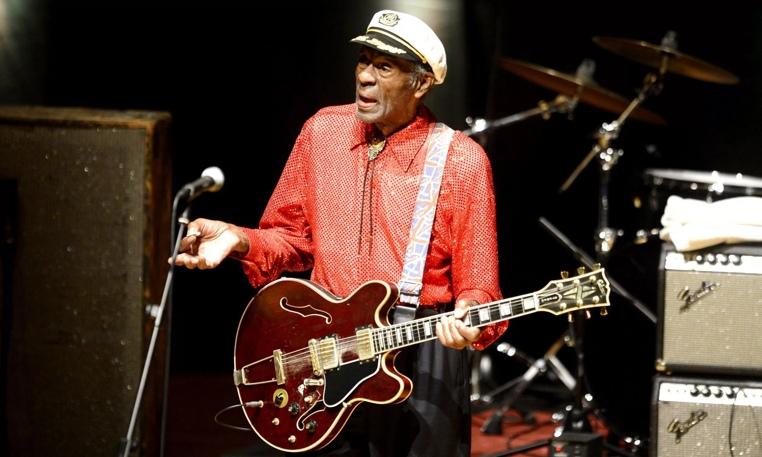 muerte de Chuck Berry
