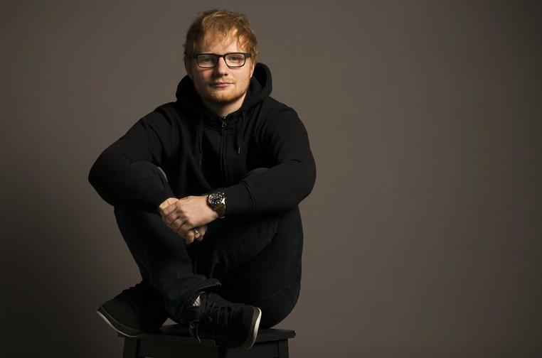 nuevo disco de Ed Sheeran 2017