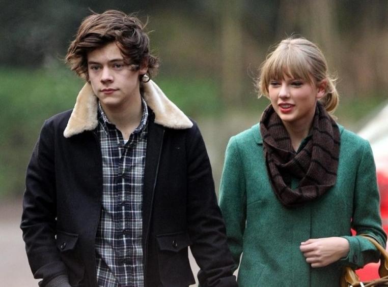 Harry Styles habla de Taylor Swift