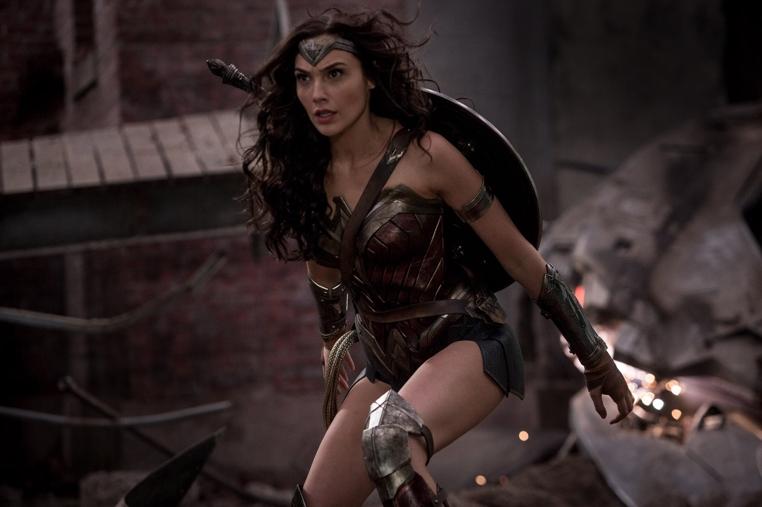 adelantos de Wonder Woman