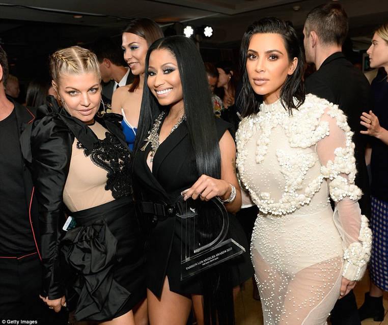 kim kardashian viste