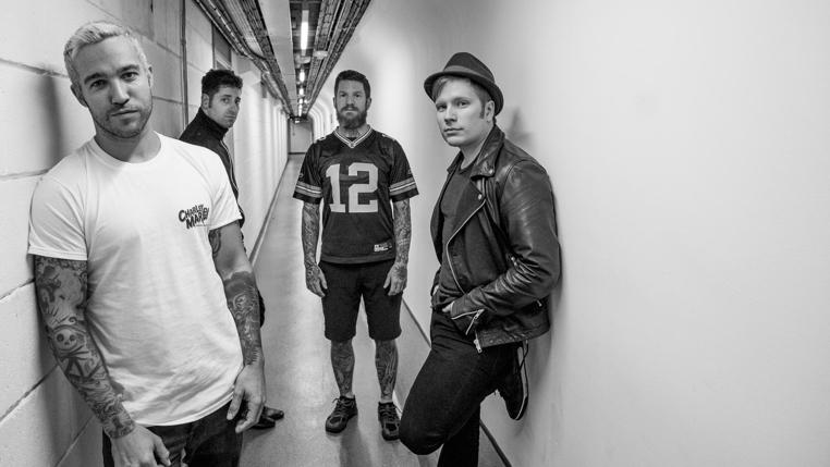 nuevo disco de Fall Out Boy