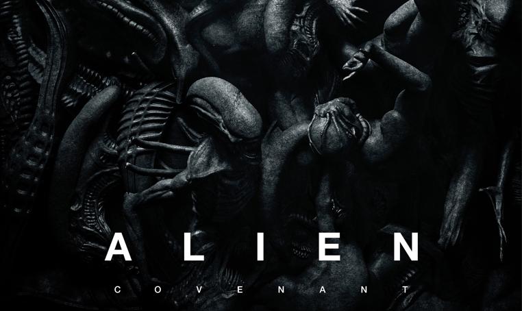 nuevo trailer de Alien Covenant