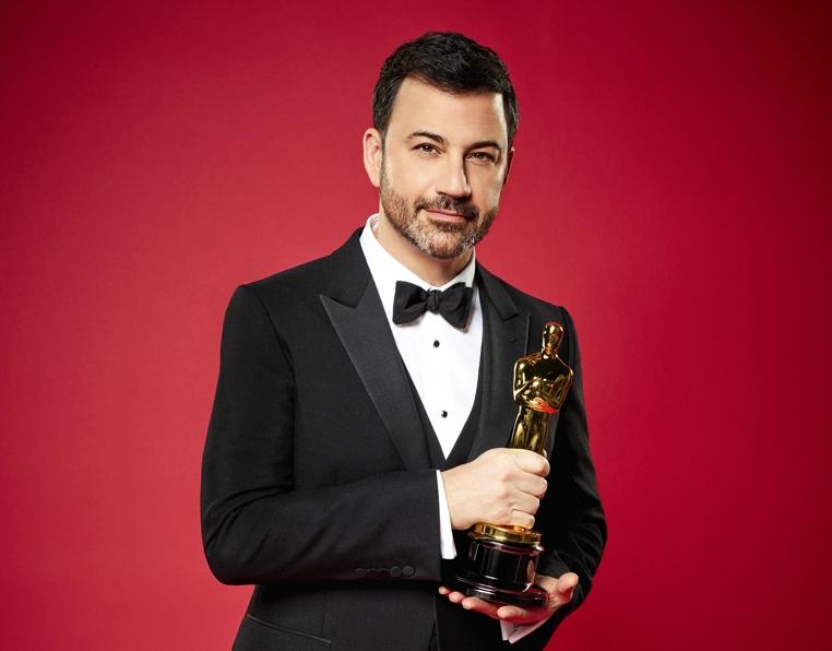 Jimmy Kimmel presentará los Oscars