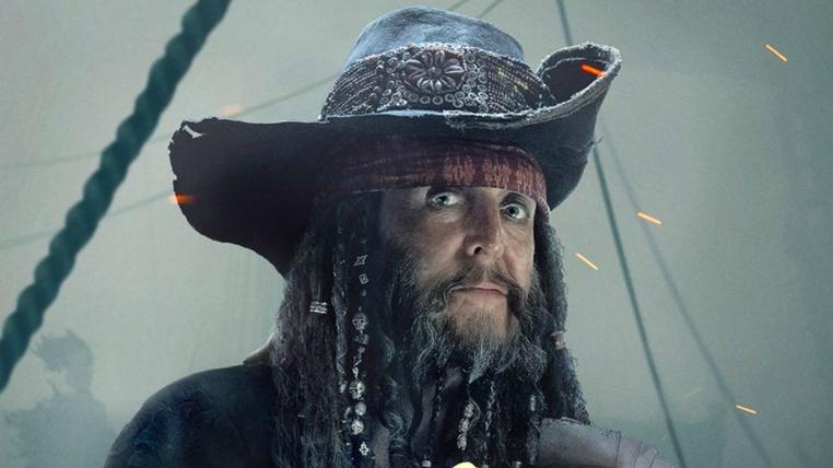 Paul Mccartney en Pirates of the Caribbean