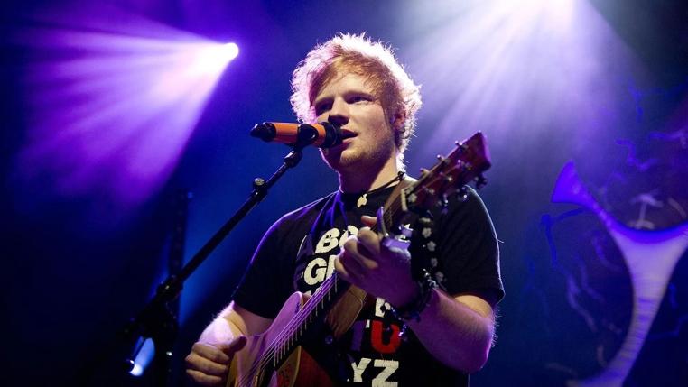 nuevo video de Ed Sheeran