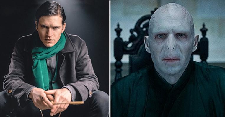 pelicula sobre el origen de Voldemort