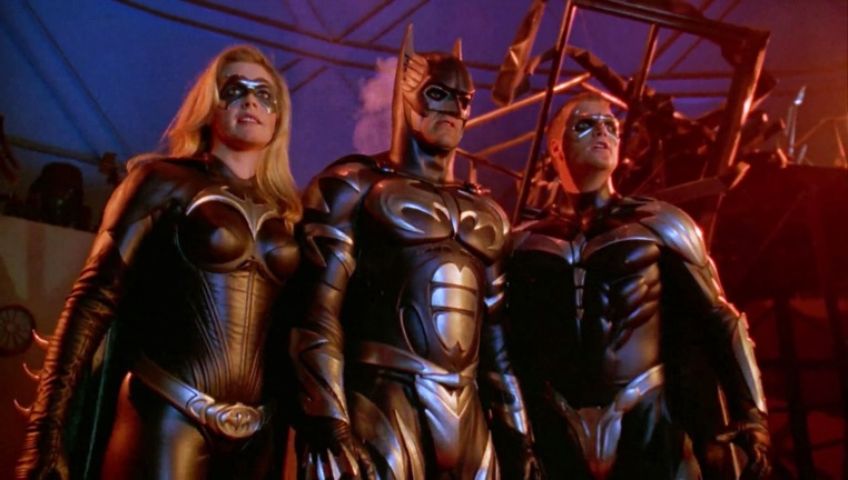 Batman y Robin de Joel Schumacher