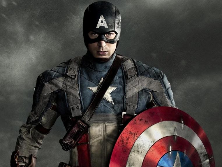 Chris Evans en Los Vengadores