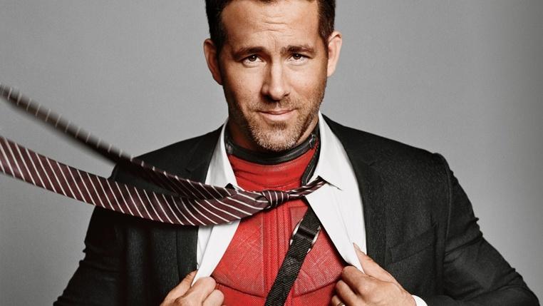 Ryan Reynolds es un heroe