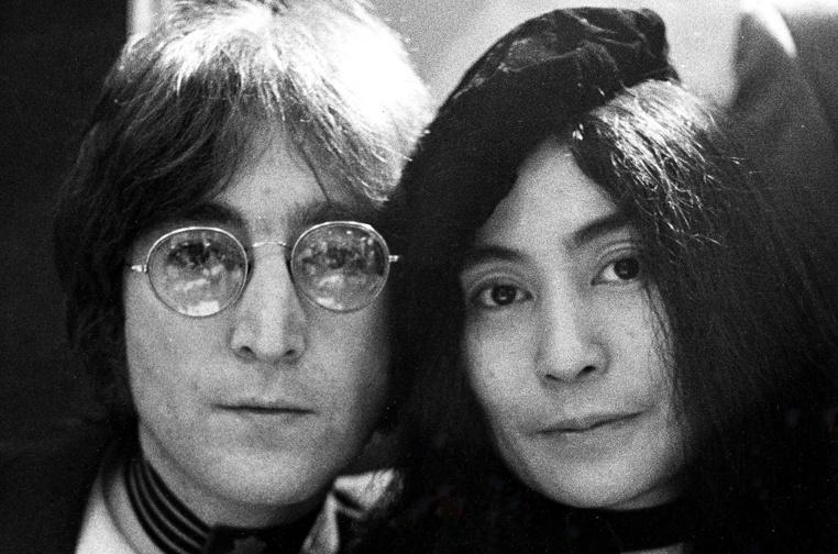 Yoko Ono escribió Imagine