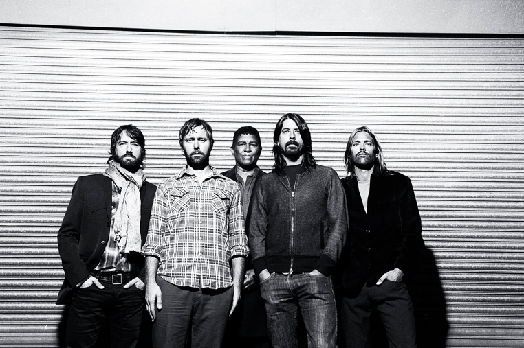 nueva cancion de Foo Fighters