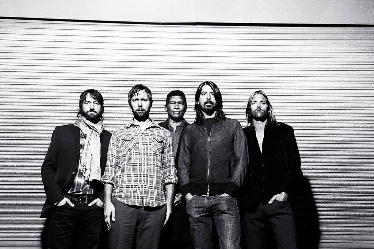 nueva cancion de Foo Fighters