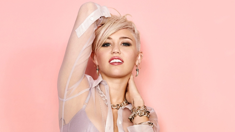 nueva cancion de Miley Cyrus