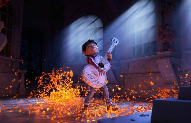 pelicula de Pixar Coco