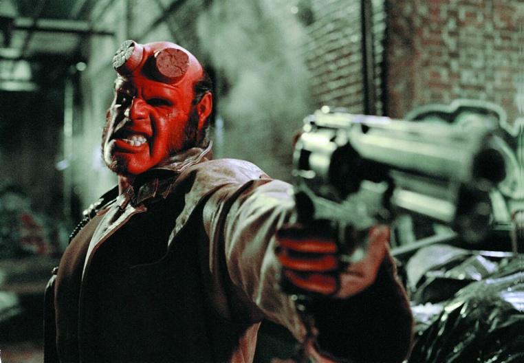 reboot de Hellboy