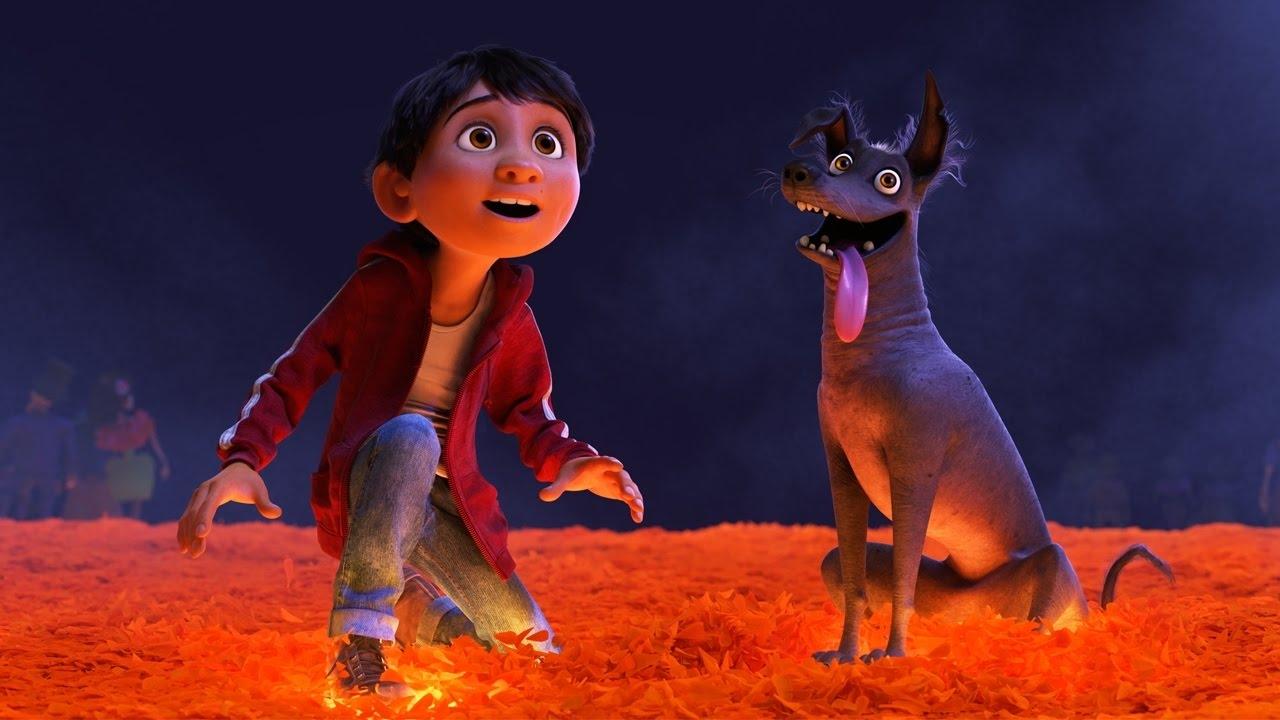 trailer de Coco de Pixar