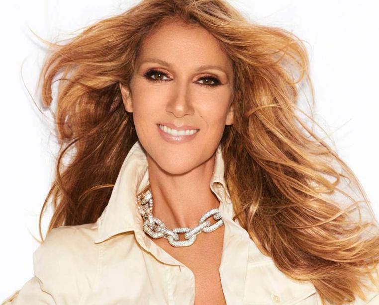 Celine Dion desnuda