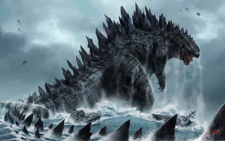 anime de Godzilla en Netflix