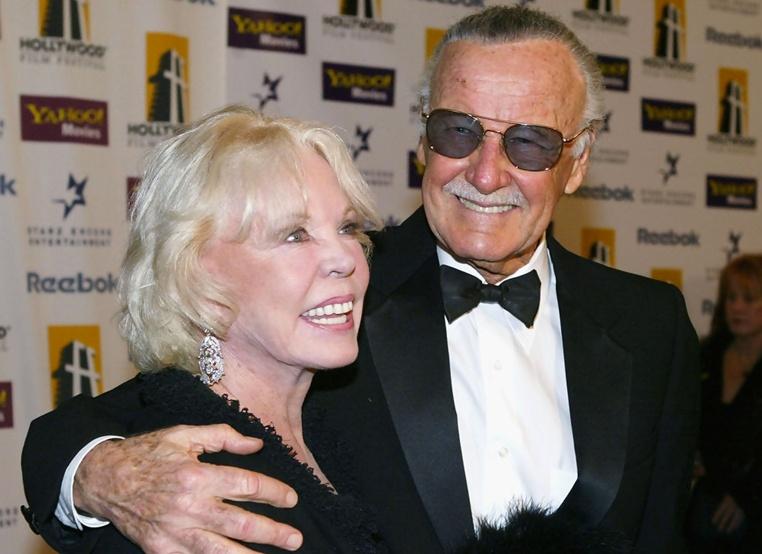 esposa de Stan Lee