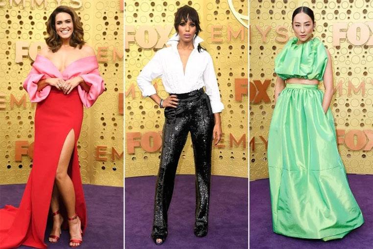 Las mejores vestidas de los premios Emmy 2019