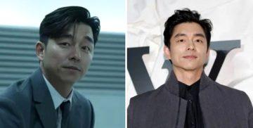 Gong Yoo como El Vendedor