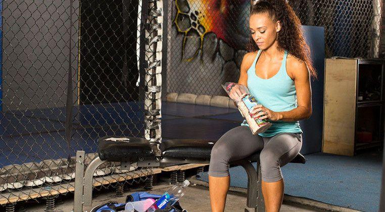 Consumo de carbohidratos durante el entrenamiento