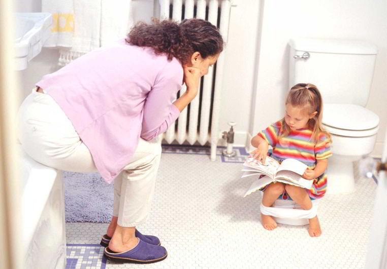 control de esfínteres en niños