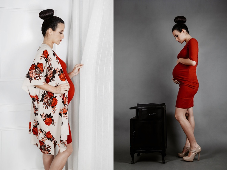 estilo para mujeres embarazadas