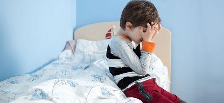 Resultado de imagen para falta de sueño en niños