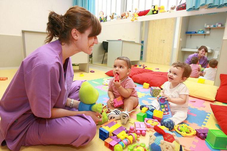 guarderias para bebes
