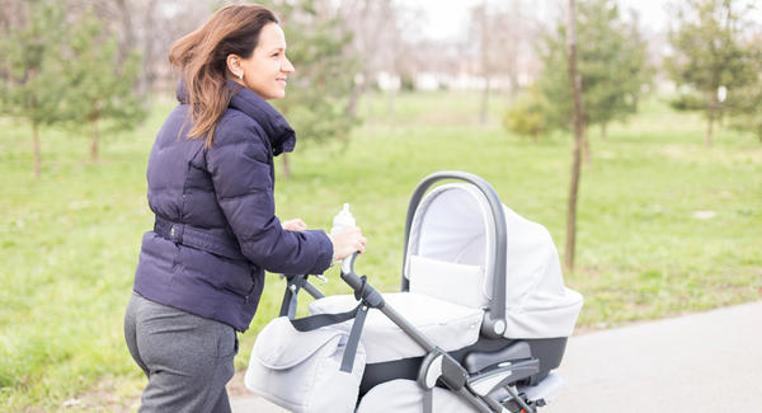 madres hacer ejercicios