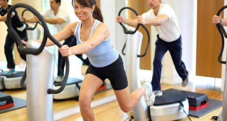 vibracion y el ejercicio