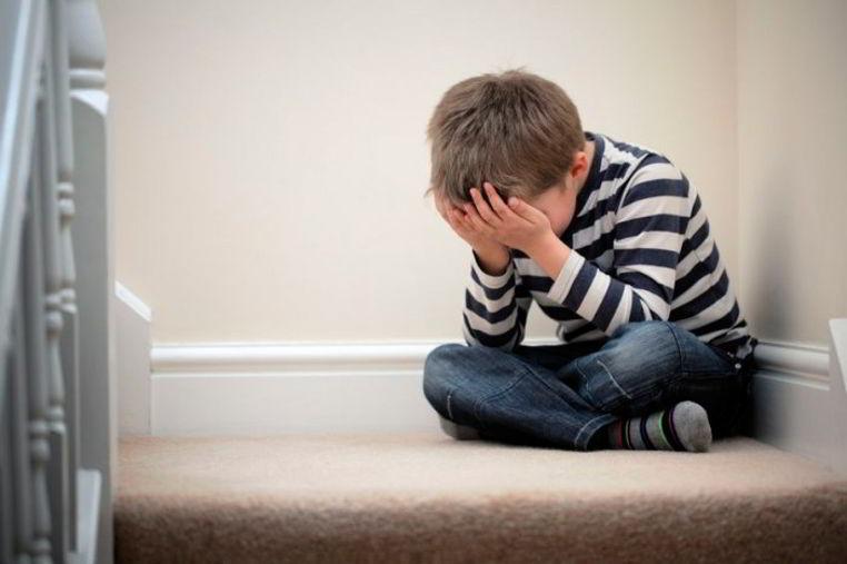 ansiedad del niño