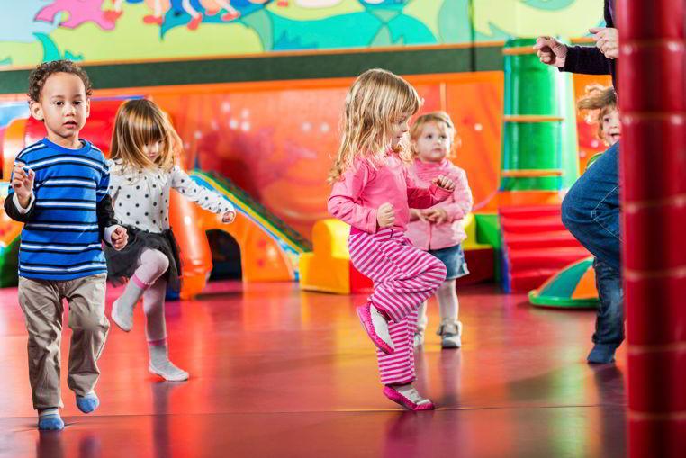 baile para niños