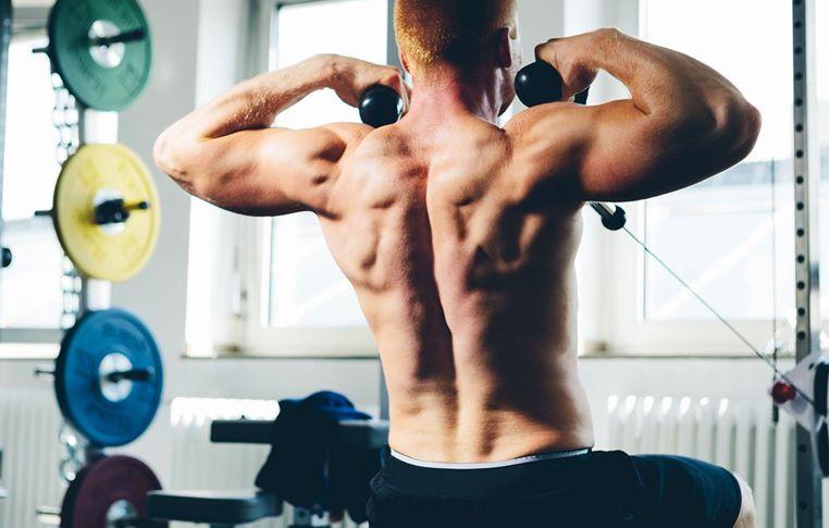 ejercicio de hombro