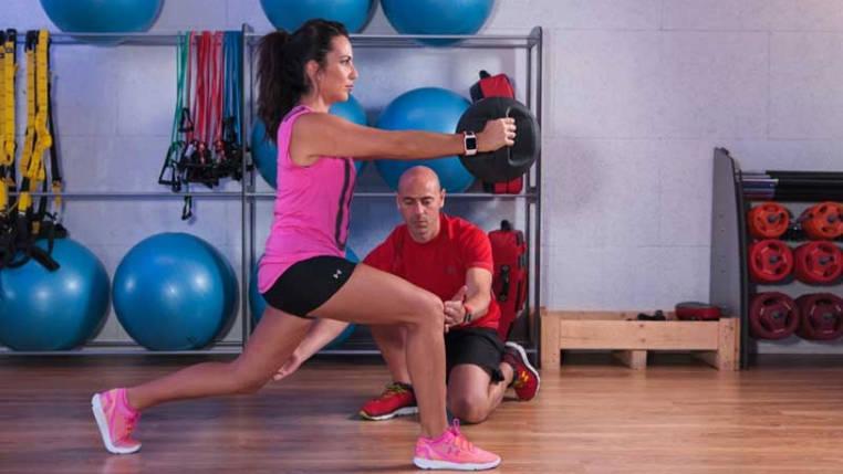 ejercicios funcionales para un entrenamiento eficaz